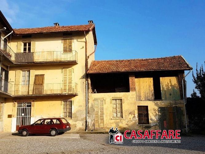 Rustico / Casale in vendita a Olgiate Comasco, 3 locali, prezzo € 95.000   Cambio Casa.it