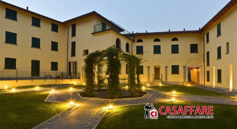 Appartamento vendita PESCATE (LC) - 4 LOCALI - 105 MQ