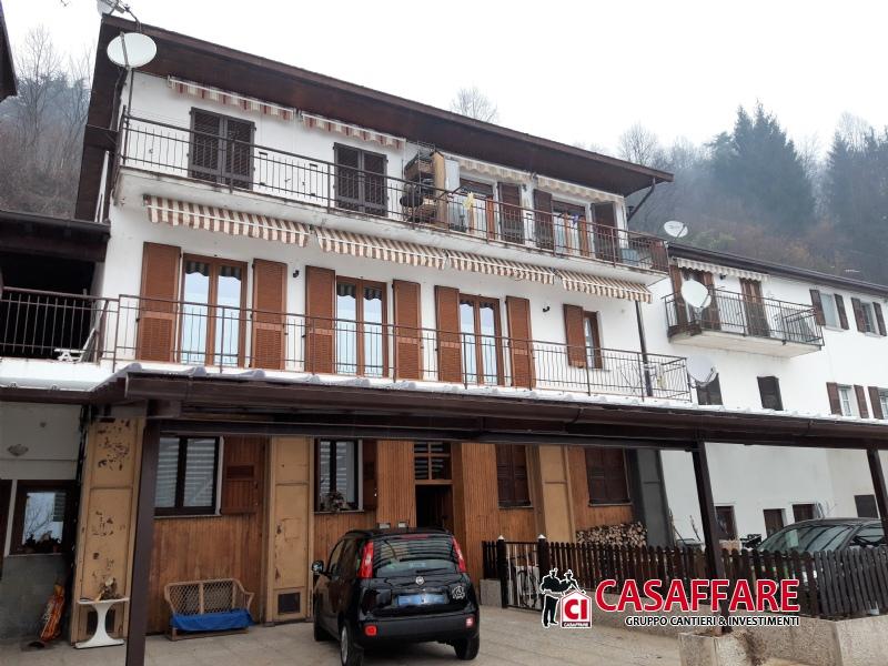 Appartamento vendita TACENO (LC) - 3 LOCALI - 60 MQ