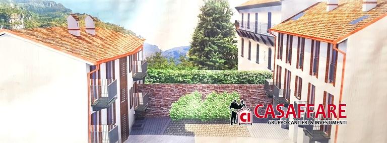 Appartamento vendita BALLABIO (LC) - 3 LOCALI - 107 MQ