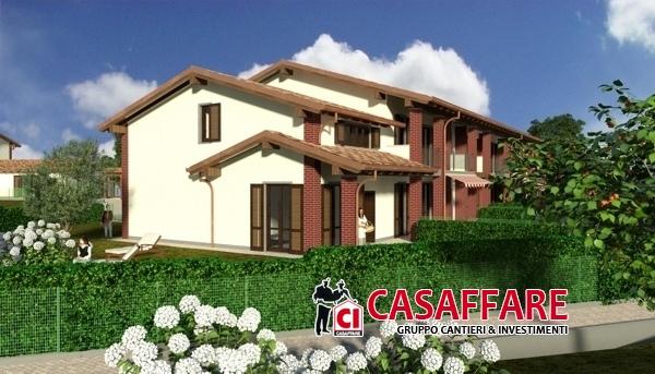 Appartamento in affitto a Anzano del Parco, 3 locali, prezzo € 750 | Cambio Casa.it
