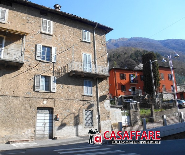 Casa Indipendente vendita PRIMALUNA (LC) - 4 LOCALI - 140 MQ