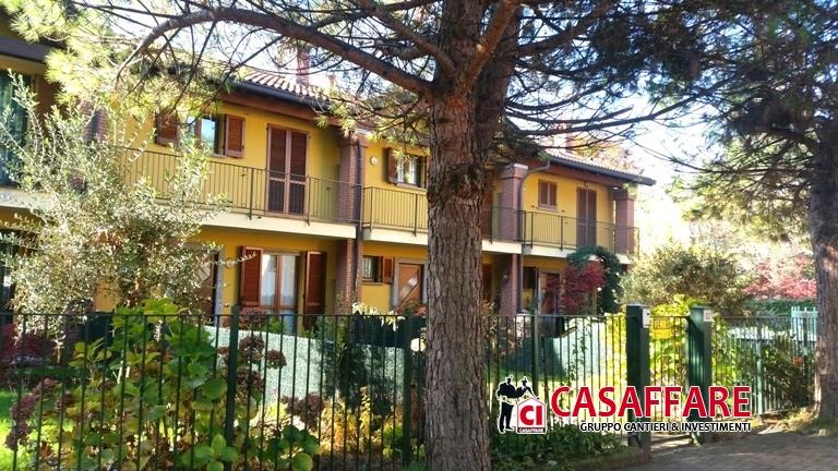 Villa in vendita a Castello di Brianza, 4 locali, prezzo € 287.000 | Cambio Casa.it