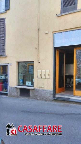 Ufficio / Studio in vendita a Alzate Brianza, 3 locali, prezzo € 60.000 | Cambio Casa.it