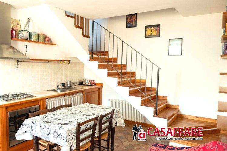 Soluzione Semindipendente in vendita a Traona, 2 locali, prezzo € 110.000 | PortaleAgenzieImmobiliari.it